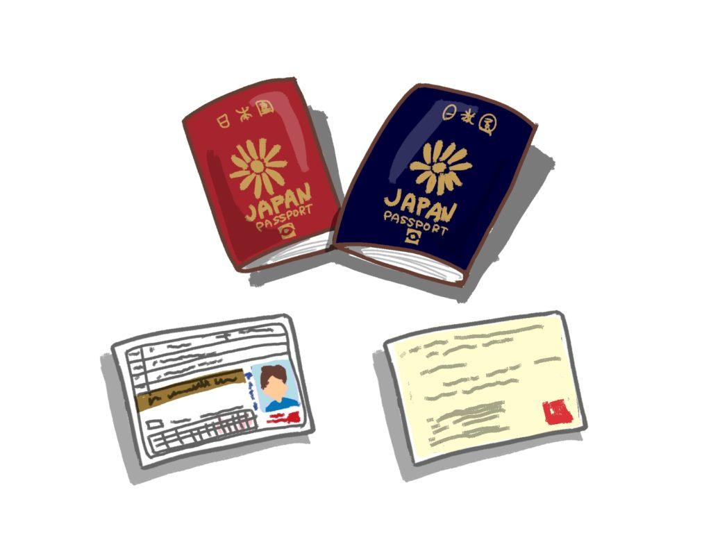 クレジットカード現金化の必須書類