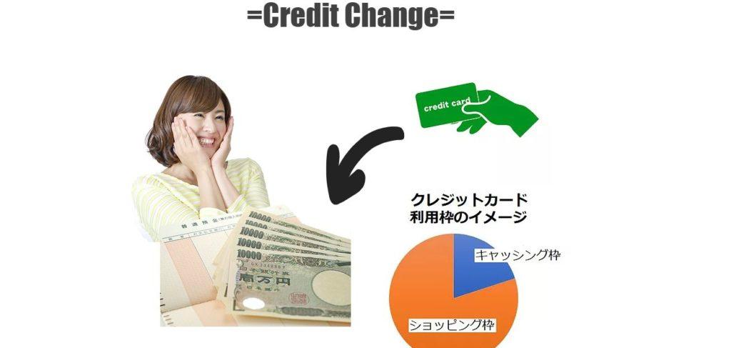 クレジットチェンジの営業時間
